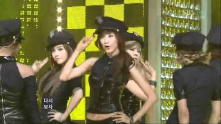 [SBS] 인기가요 소녀시대(Girls Generation) - Mr. Taxi