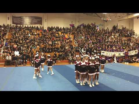 Elgin high school cheer 2016-2017 pep rally