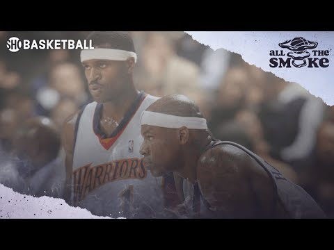 Al Harrington and Steven Jackson reveal what really happened during the 2006 Indiana pacers nightclub shootout, on The