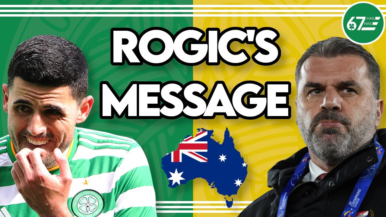 What Tom Rogic has told the Celtic dressing room about Ange Postecoglou