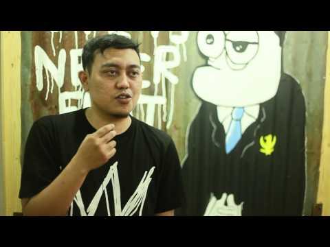 WOOSAAH Urban Art Exhibition Jakarta
