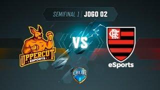 CBLoL 2019: 2ª Etapa - Semifinal 1   Uppercut x Flamengo (Jogo 2)
