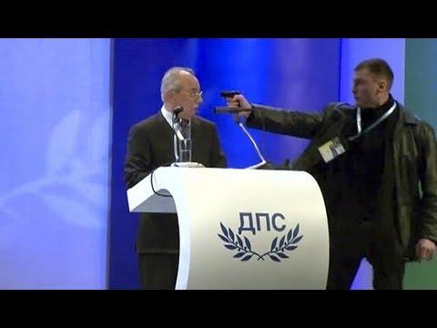 Failed Assassination Attempt on Ahmed Dogan