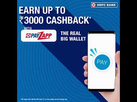 Earn BIG with PayZapp!