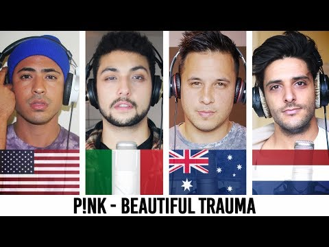 P!nk - Beautiful Trauma (Audio) Cover