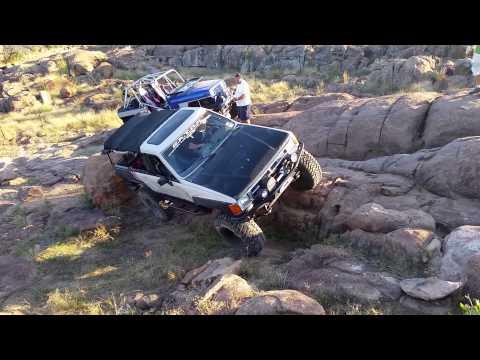 Greater Austin Toyota Off-Road at Katemcy Rocks 2