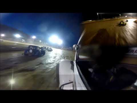 20180902 Tyler County Speedway Legends Heat Race #2 at the HillBilly 100