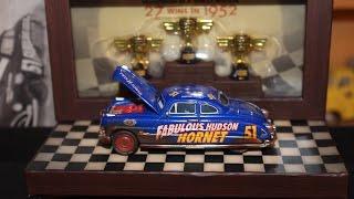 Mattel Disney Cars SDCC Precision Series Dirt Track Fabulous Hudson Hornet Doc Hudson