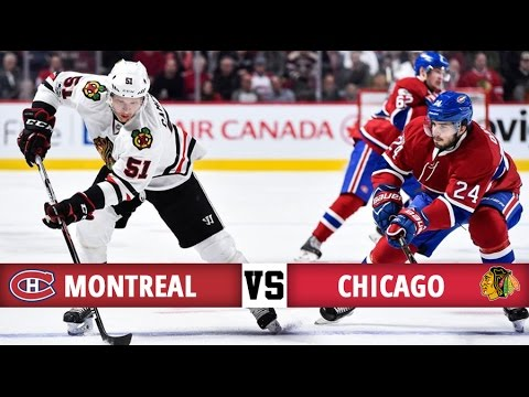 Montreal Canadiens vs Chicago Blackhawks | Season Game 70 | Highlights (14/3/17)