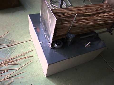 Bamboo stick auto