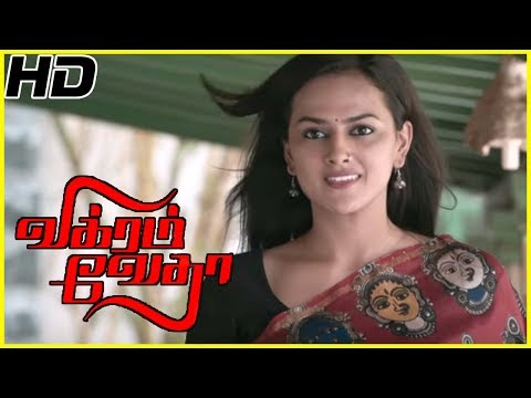Vikram Vedha Video Songs | Yaanji Video Song | Sam CS Songs | Maddy Shraddha Srinath Intimacy Scene