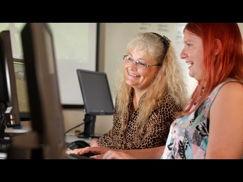 NMIT Information Technology - Angela's story