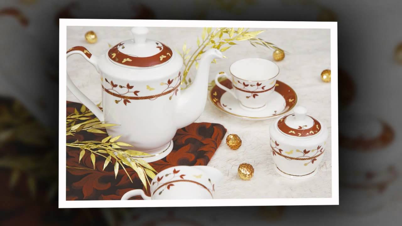 Clay Craft (India) Pvt. - Fine Bone China Crockery Manufacturer - YouTube & Clay Craft (India) Pvt. - Fine Bone China Crockery Manufacturer ...