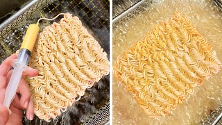 Easiest noodles recipe is here! Try these weird cooking hacks to level up your kitchen!