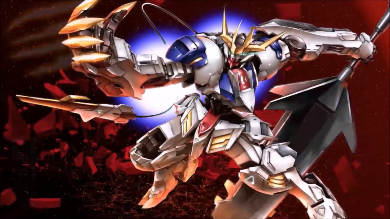 Gundam Barbatos Lupus Rex Wallpaper Engine Youtube