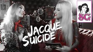 ÀS CLARAS (Entrevista 07) - JACQUE SUICIDE