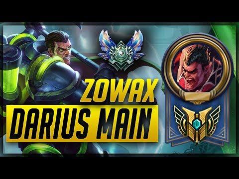 ZOWAX - Best Darius Korea - Darius Montage 2017