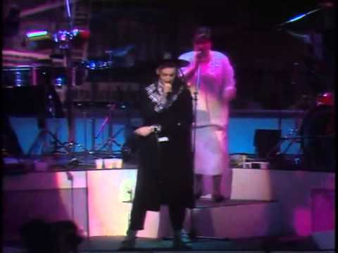 Culture Club  A Kiss Across The Ocean Live 1983