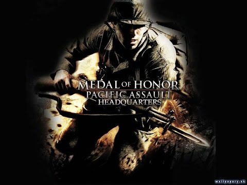 Medal of Honor Pacific Assault part 01 - D-Day at Tarawa