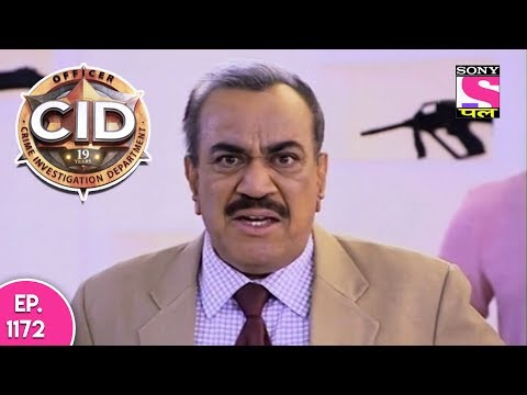 CID - सी आ डी - Episode 1172 - 16th September, 2017