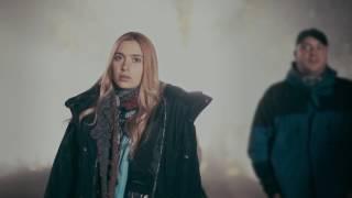 Анна Андрусенко и Александр Головин в Покрова на Нерли, съёмки фильма ГРААЛЬ.