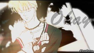 Banana Fish | Ash x Eiji | AMV - I'm a MESS -