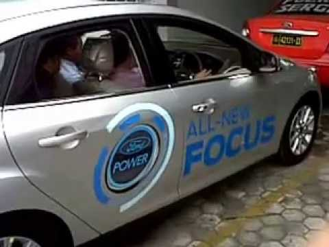 Active Park All New Focus Aceh