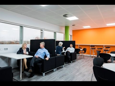 Office Design U0026 Fit Out For Insurance Broker   Bluefin Group