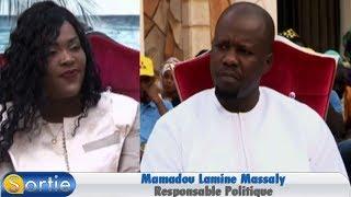 Sortie avec Mamadou Lamine Massaly - Responsable Politique