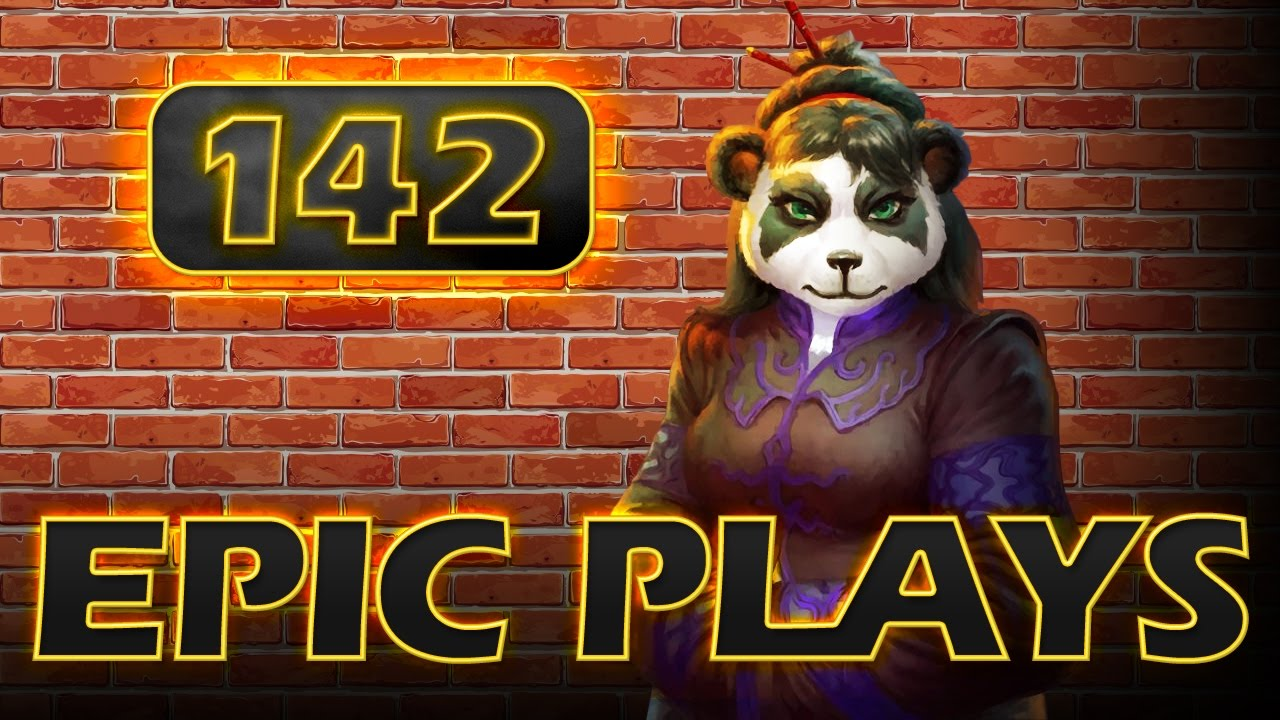 Epic Hearthstone Plays #142 - ...