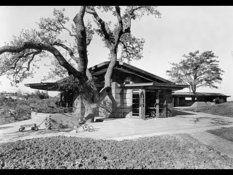 Stanford's damaged treasure: Frank Lloyd Wright's Hanna House