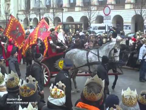 Polish Culture - Polish Customs And Traditions In The Three Kings Caravan