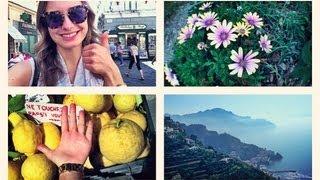 Самое красивое место на земле?! VLOG ☀Поездка в Италию!