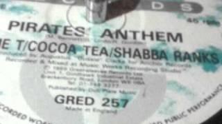 Home T, Cocoa Tea & Shabba Ranks - Pirates Anthem (greensleeves)