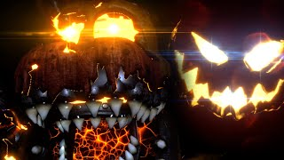 ZEŻARŁ MNIE LAMPION Z USZAMI ಠ_ಠ | FNaF VR: Curse of Dreadbear #2