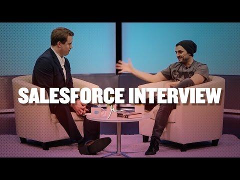 Salesforce Interview Gary Vaynerchuk | San Francisco 2017