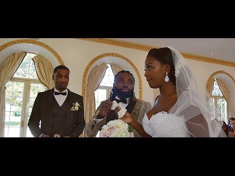 Valerie & Michael - Zimbabwean/Nigerian Wedding