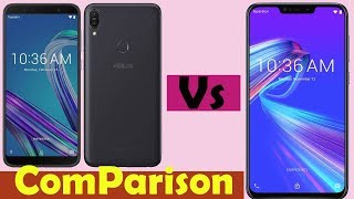 asus zenfone max m2 vs asus zenfone max pro m1 3gb ram compare | specification,price,features