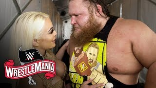Otis basks in glow of Mandy Rose and first WrestleMania win: WWE Exclusive, April 5, 2020