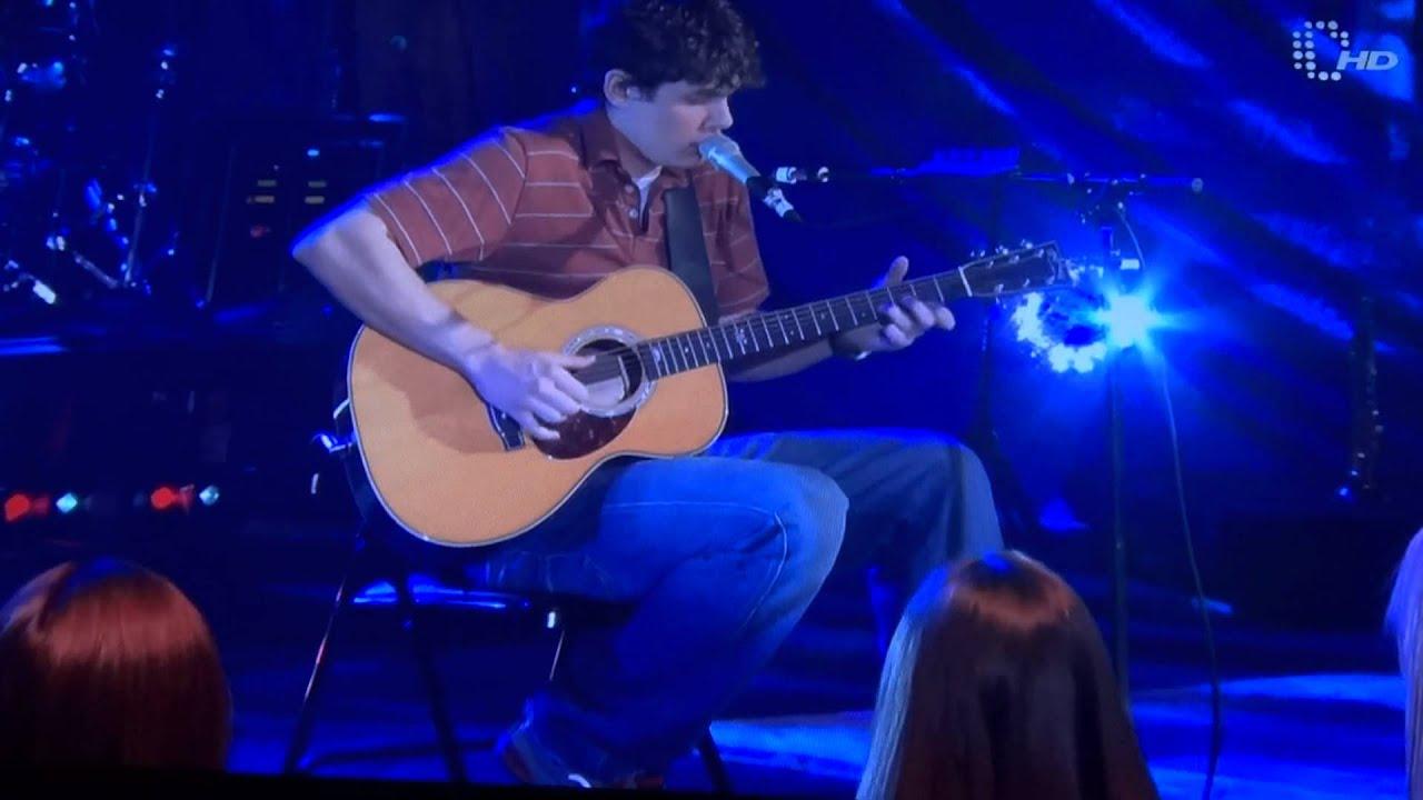 Hummingbird - John Mayer (live)