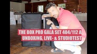 The Box pro Gala Set 404 112 A TEST