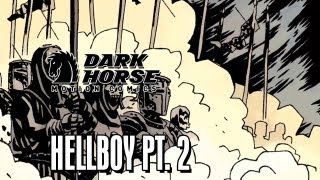 Hellboy Meets His Match - Dark Horse Comics: Hellboy: The Fury Part 2