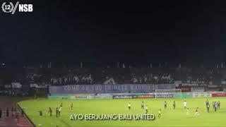 Lagu Suporter Bangga Mengalmu - Lirik Lagu Bali United 2018