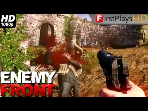 Enemy Front - PC Gameplay 1080p