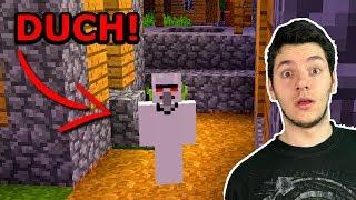 Jeż Na Ferajnie- SPOTKAŁEM DUCHA WIEŚNIAKA! | Minecraft Tritsus