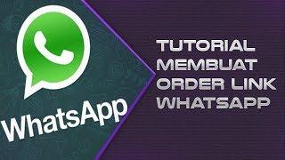 Cara Mudah Membuat Order Link WhatsApp di wa.igo.space