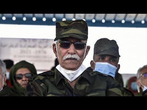 فيديو: القضاء الإسباني يبدأ استجواب زعيم جبهة بوليساريو بشأن تهم -تعذيب- و-إبادة جماعية-…