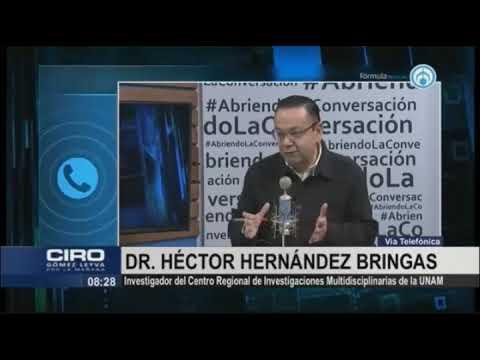 """""""López-Gatell está haciendo 'necropolítica', por su insensibilidad"""": Germán Martínez"""