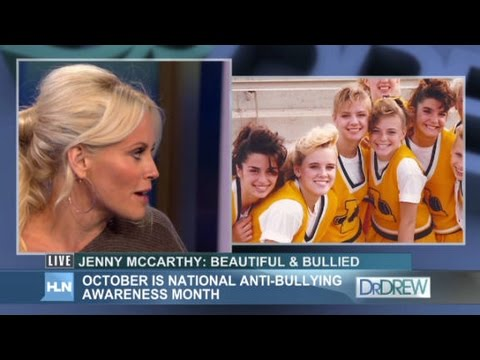 Jenny McCarthy: I was bullied - YouTube