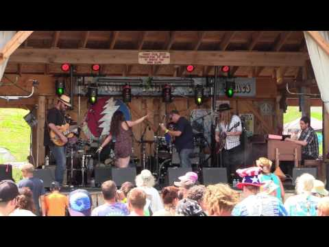 Bearly Dead at Jerry Jam 2017~07~21